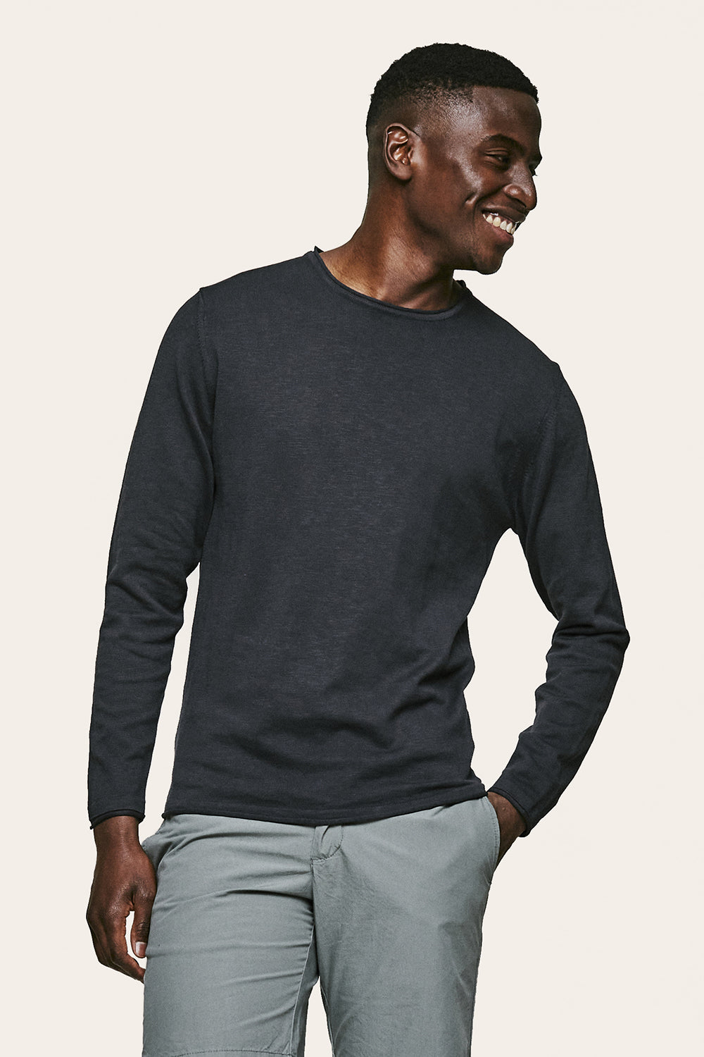 Ponte Sweater - Anthracite