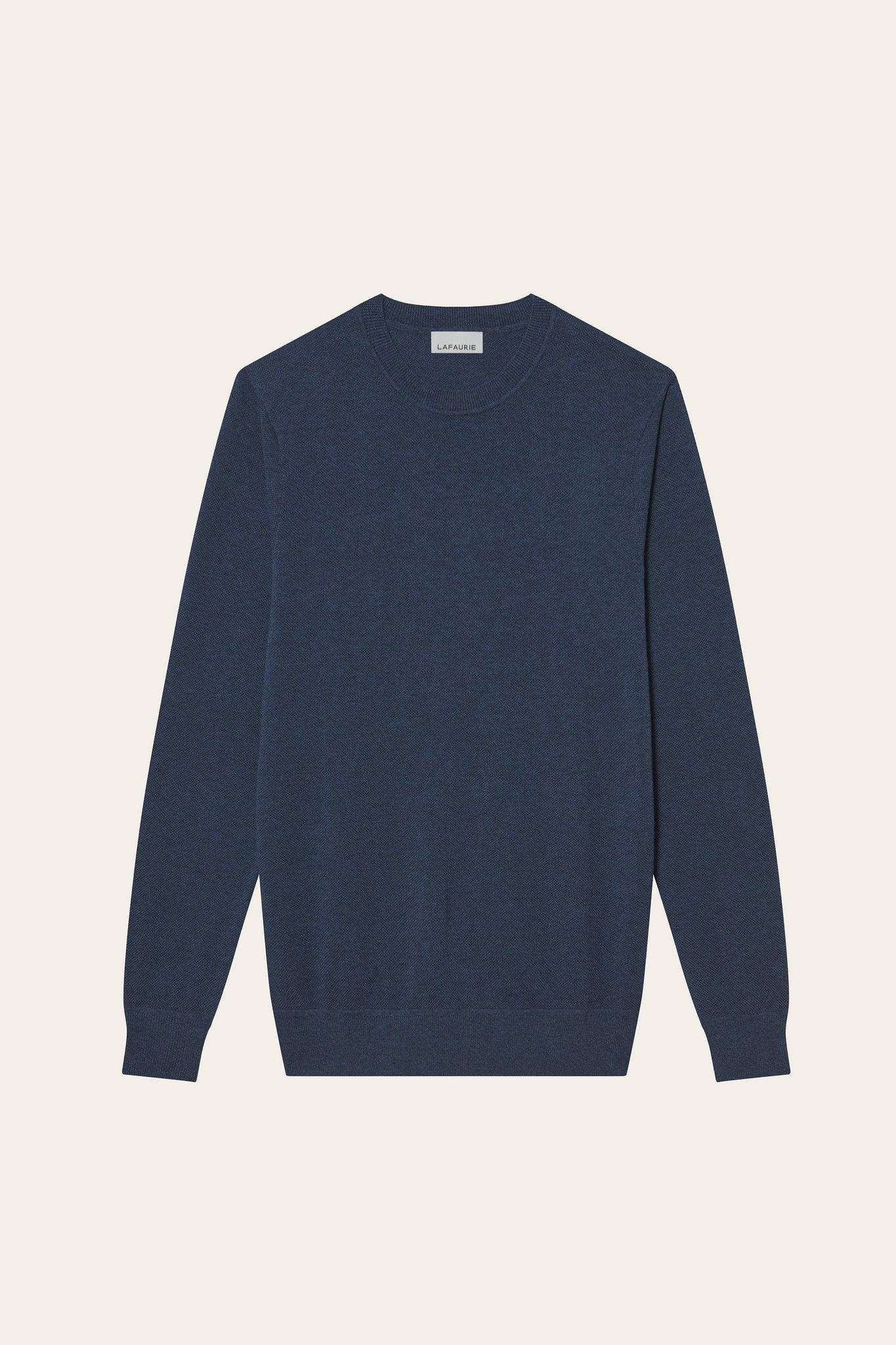 Pull Scott - Denim - LAFAURIE