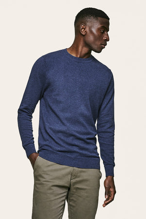 Scott Sweater - Denim