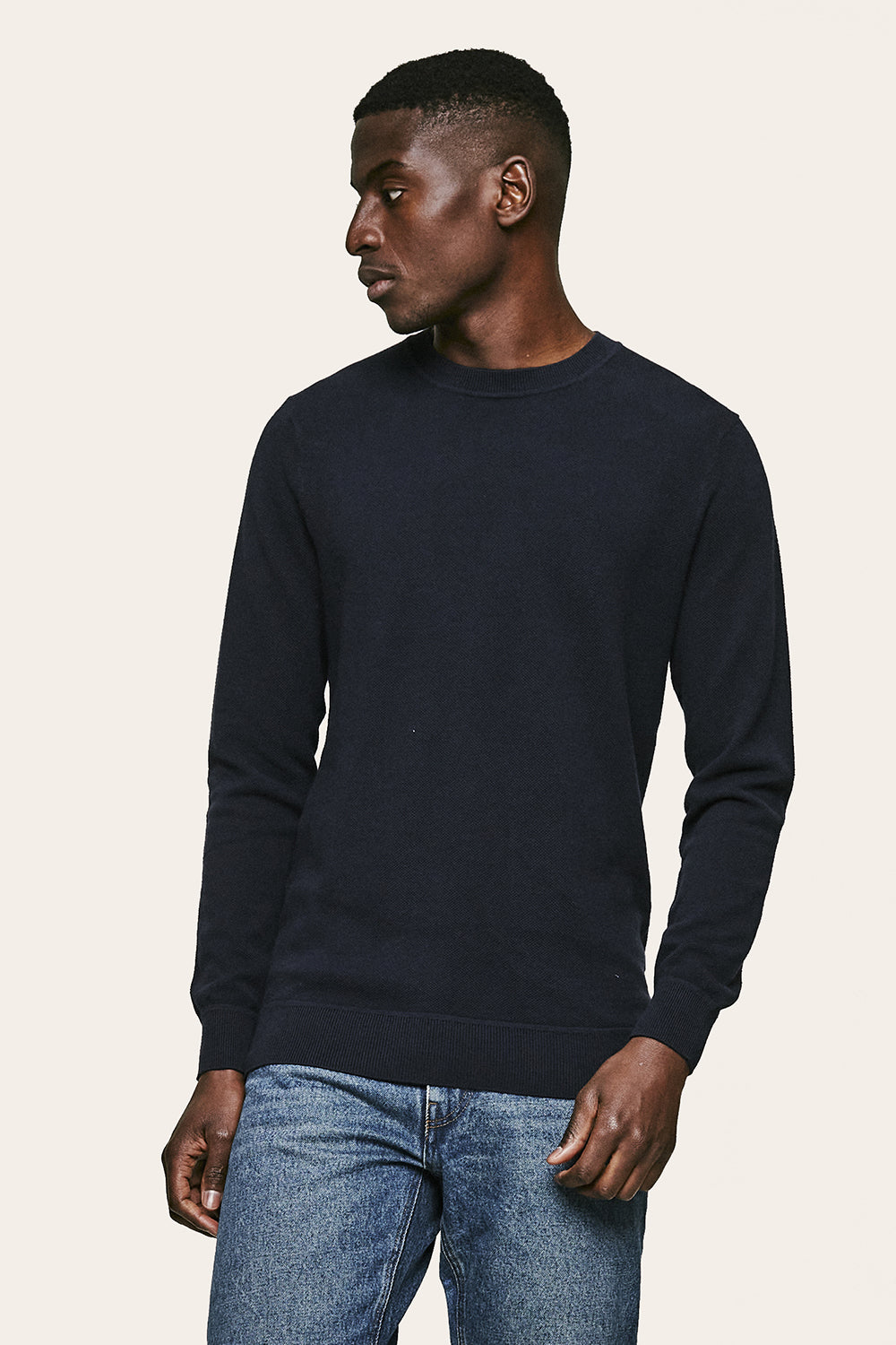 Scott Sweater - Navy