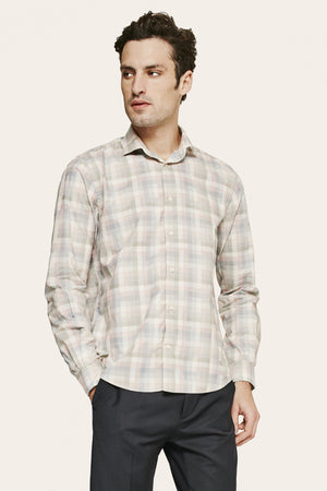 Socrate Shirt - Taupe