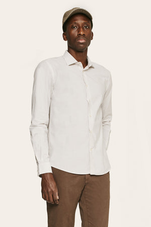 Sunrise Shirt - Blanc Sable