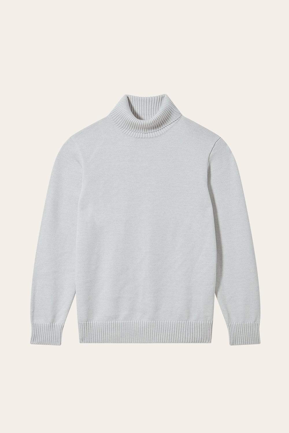 Twist Sweater - Ecru