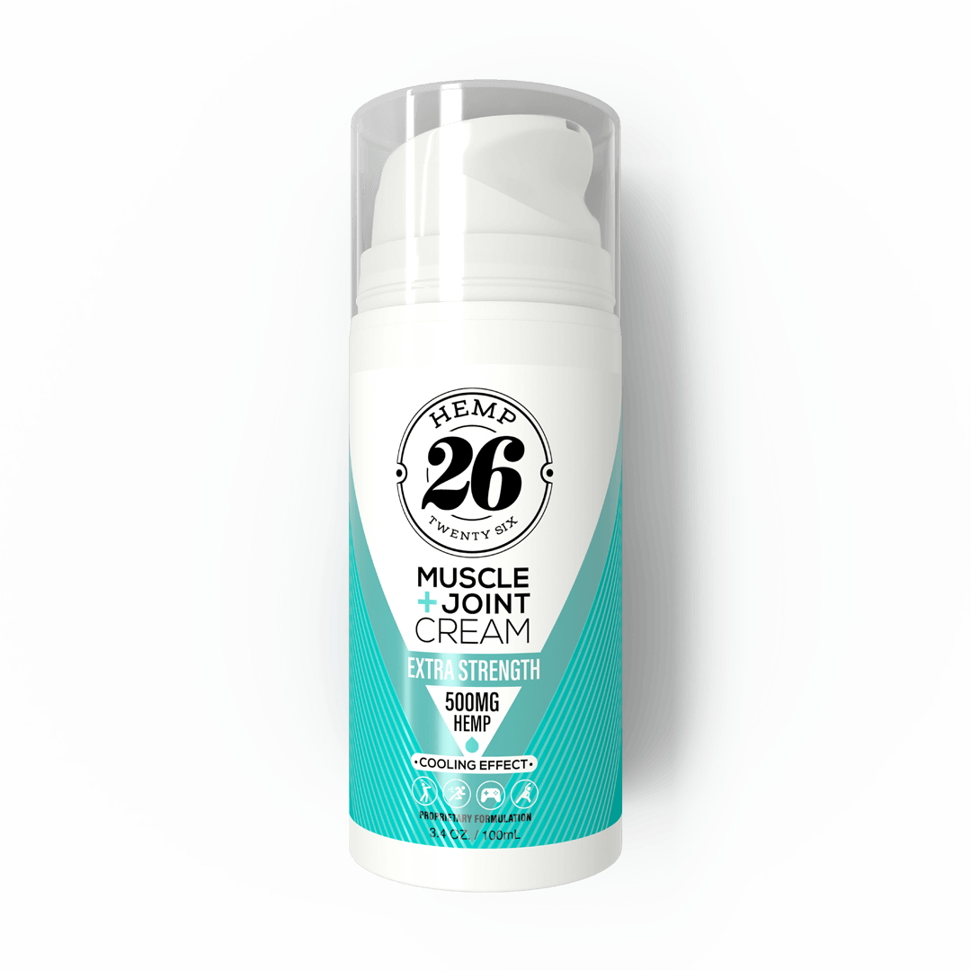 Muscle + Joint Cream