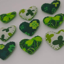 Load image into Gallery viewer, St Patrick's Day Pocket Heart