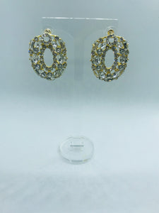 Oh Glitz Diamond Luxe Earrings