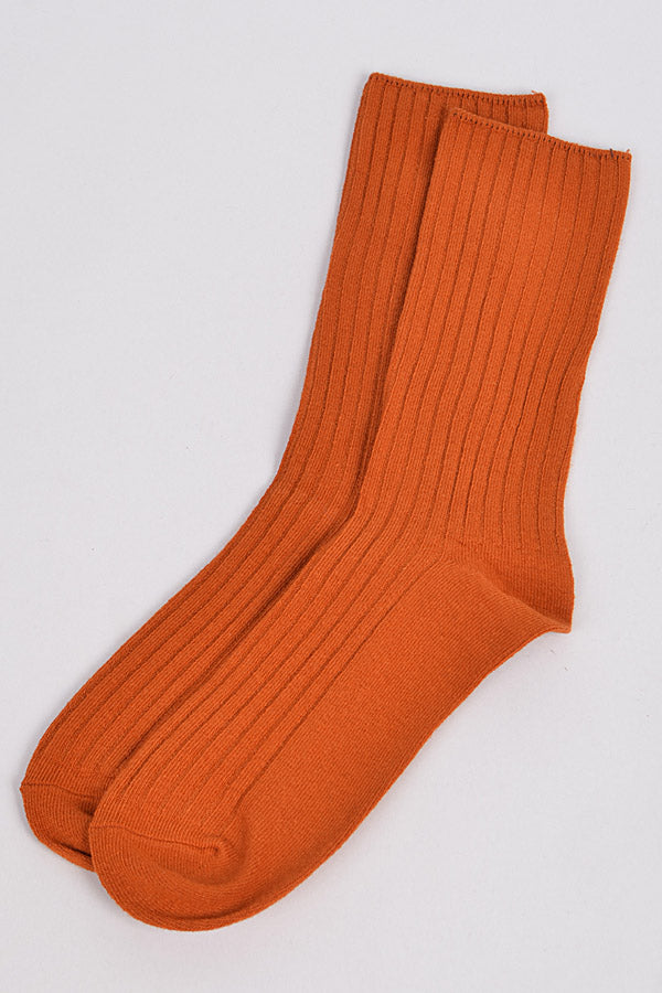 Sock It To Me... Pleated Socks