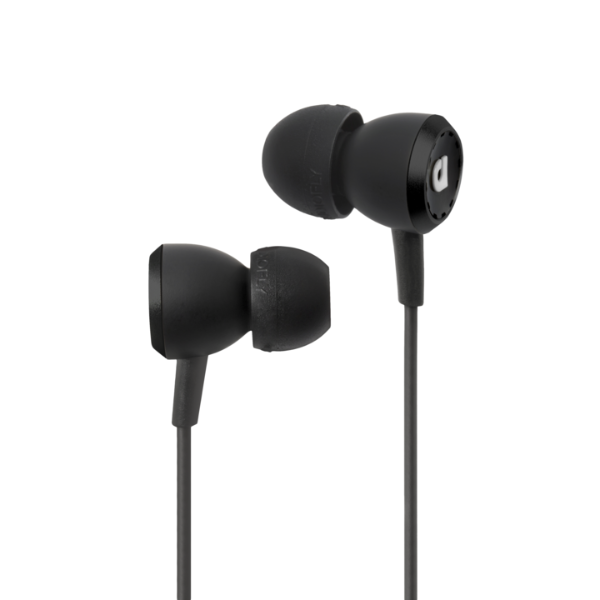 Wired In-Ear Headphone (Mic & Control) AF33C MK2 Black