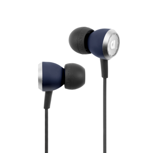 Wired In-Ear Headphone (Mic & Control) AF33C MK2 Navy