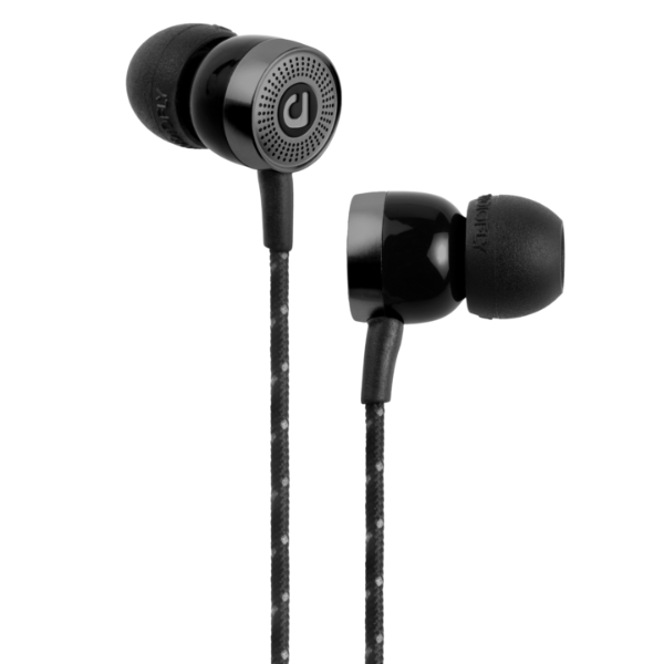 Wired In-Ear Headphone (Mic & Control) AF45C MK2 Black