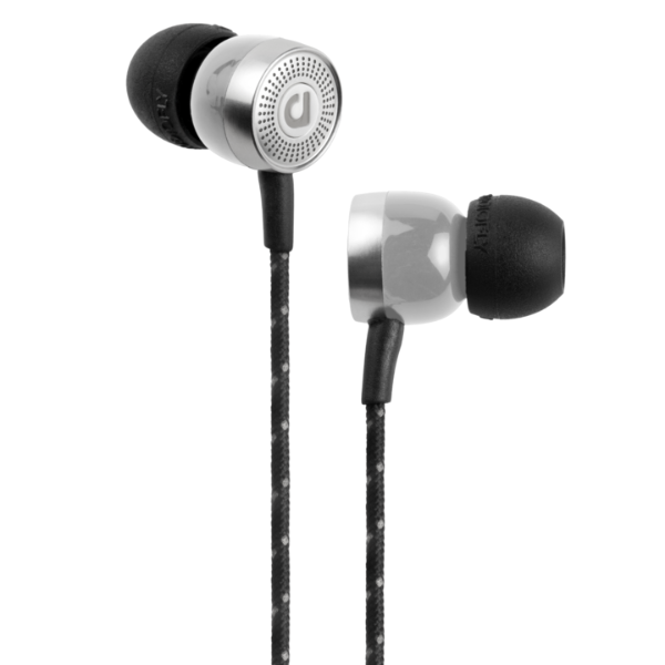 Wired In-Ear Headphone (Mic & Control) AF45C MK2 Silver
