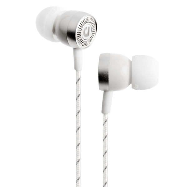 Wired In-Ear Headphone (Mic & Control) AF45C MK2 White
