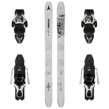 Load image into Gallery viewer, Atomic Bent Chetler 120 Skis 2018-2019 - 184cm - Gently Used
