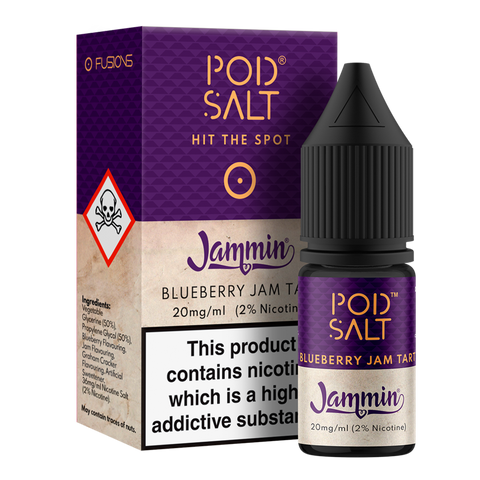 pod-salt-jammin-blueberry-jam-tart-salt-10ml-20mgDefault Title