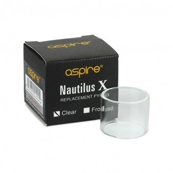 aspire-nautilus-x-replacement-glassDefault Title