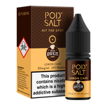 Pod Salt - Vapers Oven Lemon Cake Salt 10ml 20mg