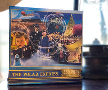 Load image into Gallery viewer, The Polar Express 550 Piece puzzle