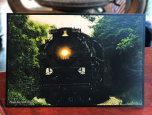 Load image into Gallery viewer, Oncoming Pere Marquette 1225 Postcard