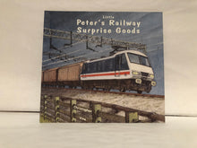 Load image into Gallery viewer, Peter's Railway Surprise Goods Paperback Book