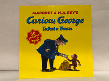 Load image into Gallery viewer, Curious George Takes a Train Children's Book