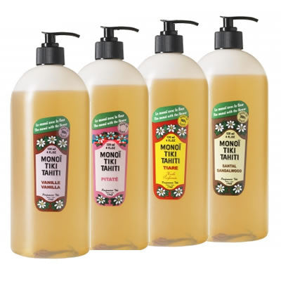 1 litre bottle - various scents.  Not kept in stock - contact us to order!