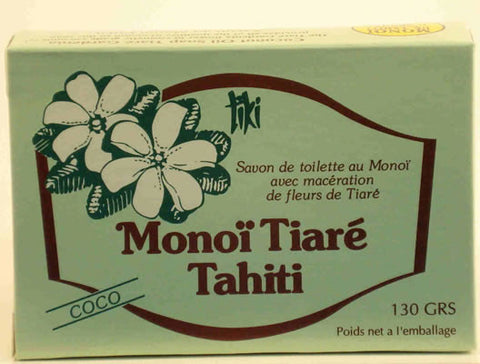 Monoi Soap - Coco (Coconut)
