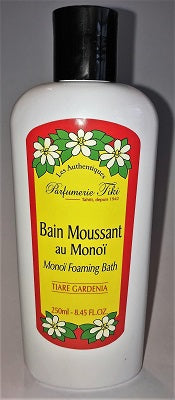 Bain Moussant Tiki au Monoi Tiare (Foaming Bubble Bath)