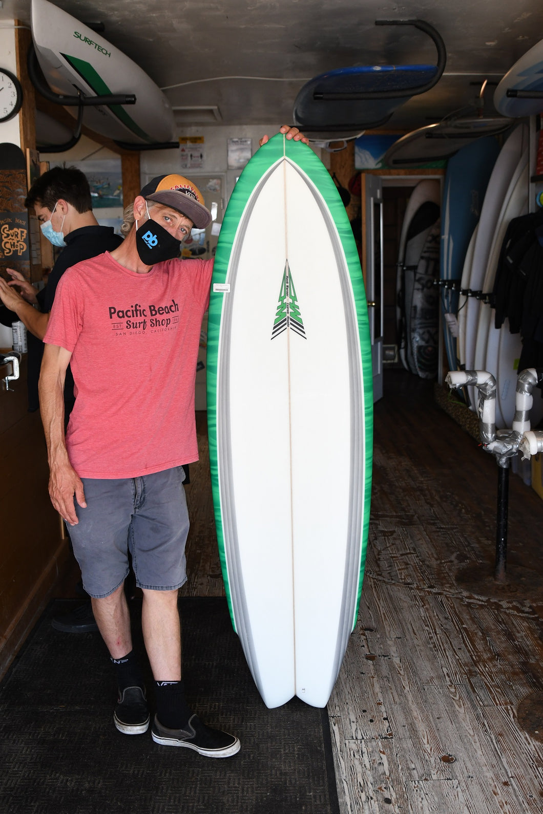 Hank Warner Butterfly Fish - 6'0