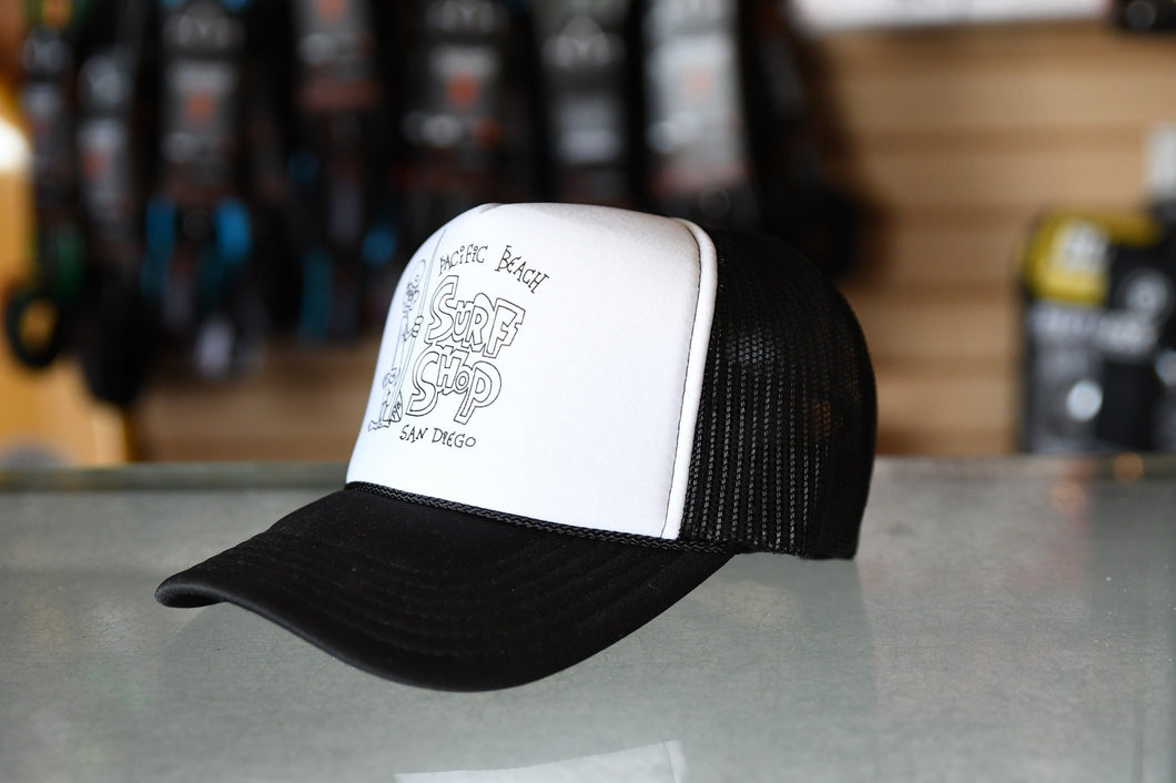 Youth PB Surf Shop Hats