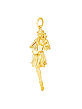 Load image into Gallery viewer, Hula Girl Pendant & Chain