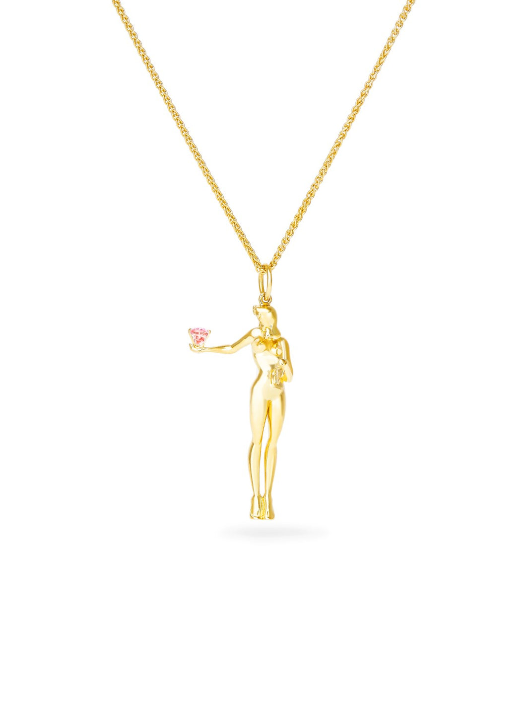 Jerry's Girl Pendant & Chain