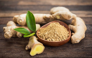 Reducing Inflammation With Ginger
