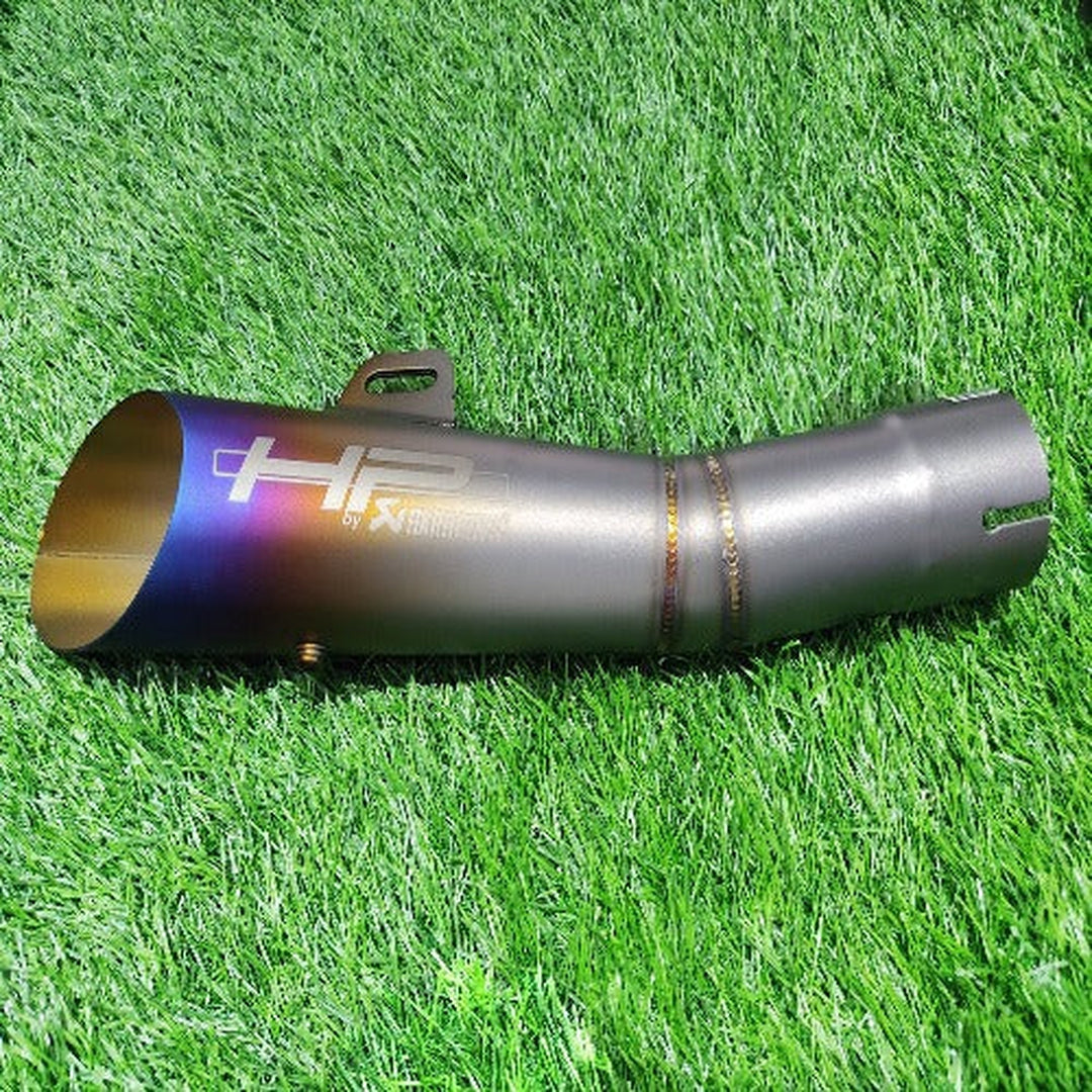 Hp Akrapovic Sports Exhaust For Bike|Motorcycle Sports Silencer|Universal Fitting