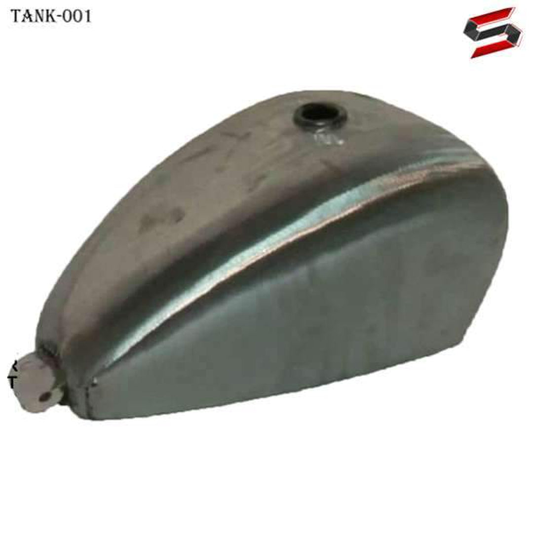 Tank-001 Custom tank for Royal enfield Bullet models (Standard,Classic-350,Classic-500) - standard 350