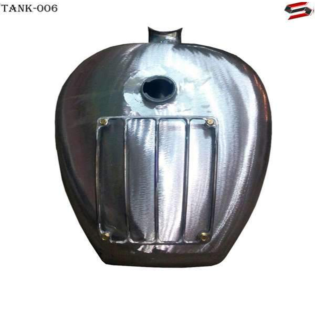 Tank-006 Custom tank for Royal enfield Bullet models (Standard,Classic-350,Classic-500) - standard 350