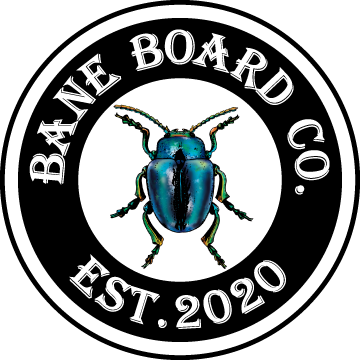 Bane Board Sticker