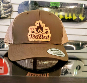 Lets Get Toasted Trucker Hat