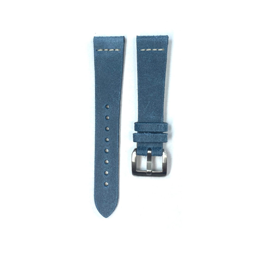 Barbour strap, Blue color