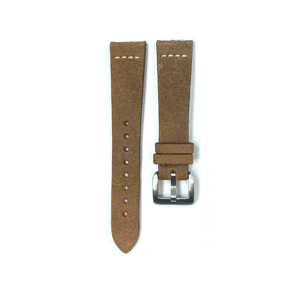 Barbour strap, Cognac color