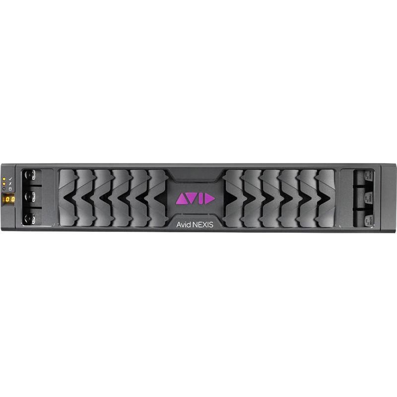 Avid NEXIS | E2 140TB. Avid NEXIS | FS Foundation, Elite Support