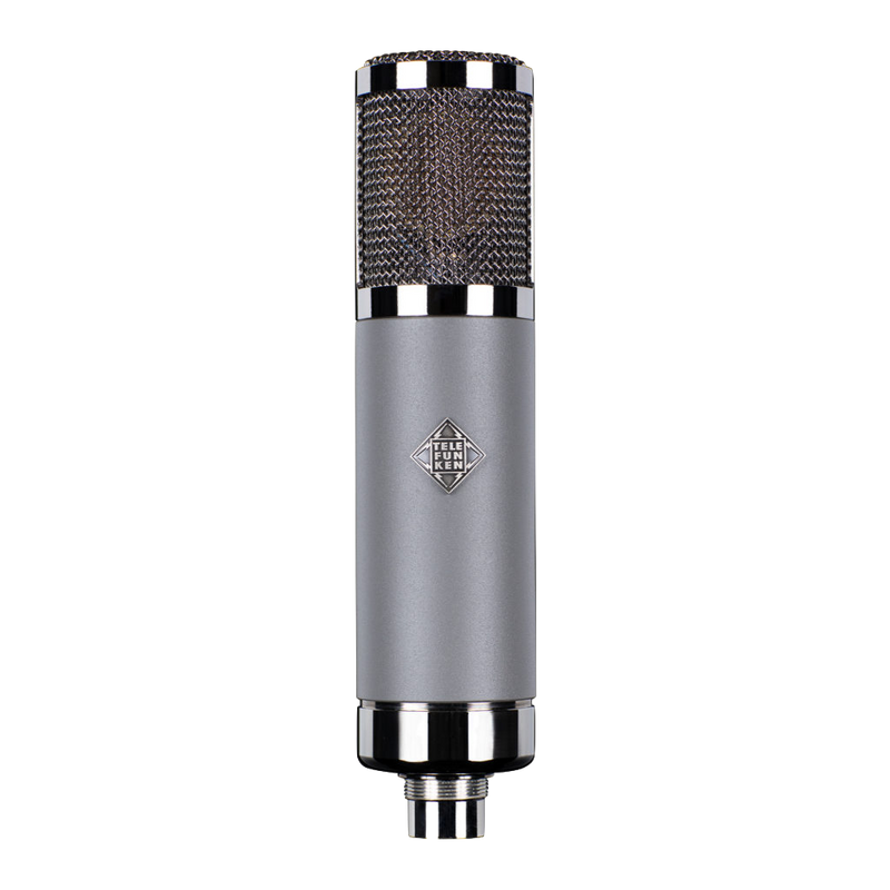 Telefunken TF51 Three-Pattern Tube Microphone