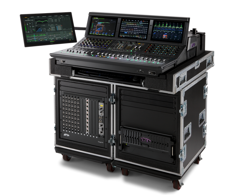 VENUE | S6L-24D Control Surface, with 3 Year Avid Advantage Elite Live Support