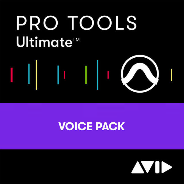 Pro Tools | Ultimate 128 Voice Perpetual Voice Pack