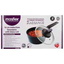 Load image into Gallery viewer, 16cm Radiance Non Stick Forged Saucepan