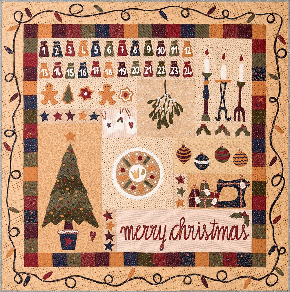 Merry Christmas - patrones / patterns