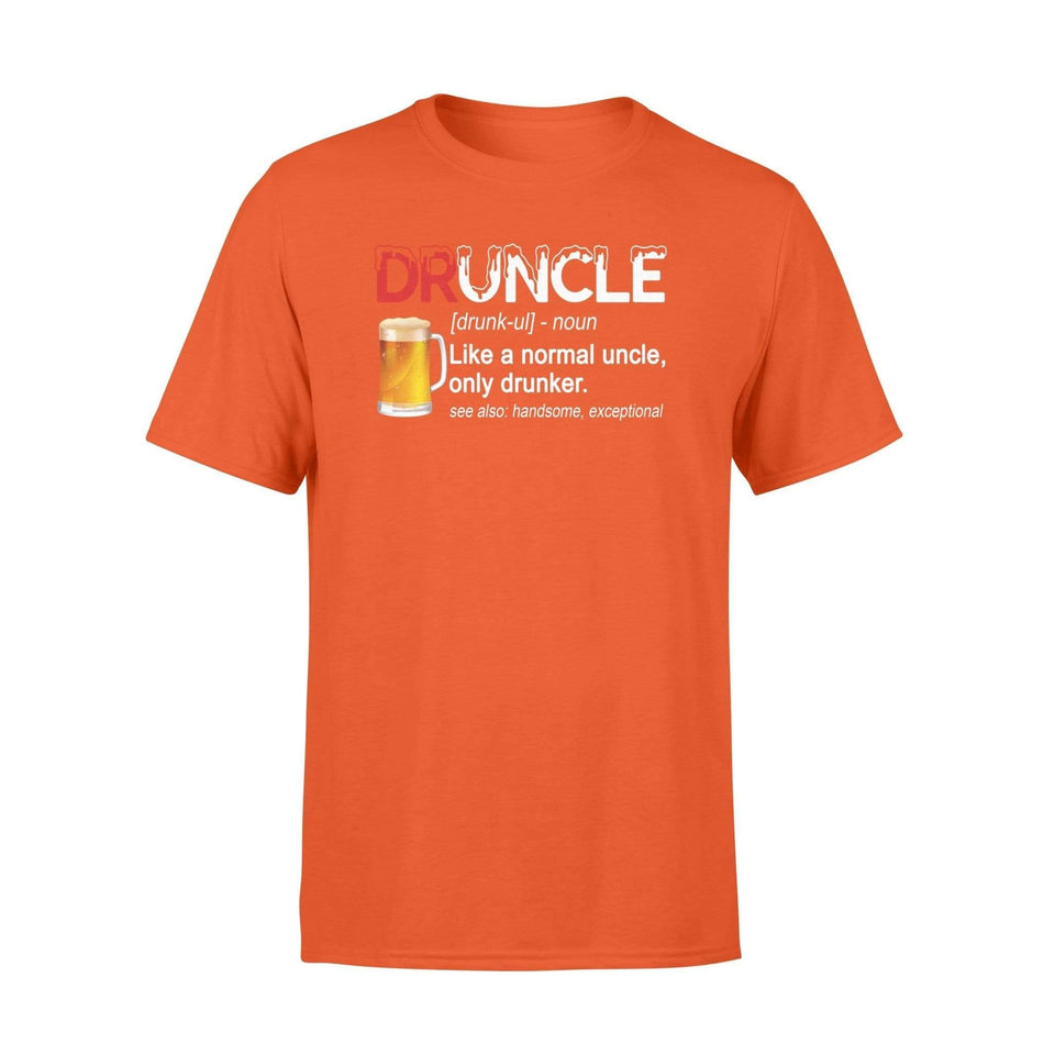 DRUncle definition beer - Standard T-shirt - Family Presents