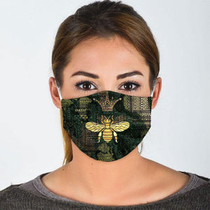 Bee All Over Prints Cloth Mask 59