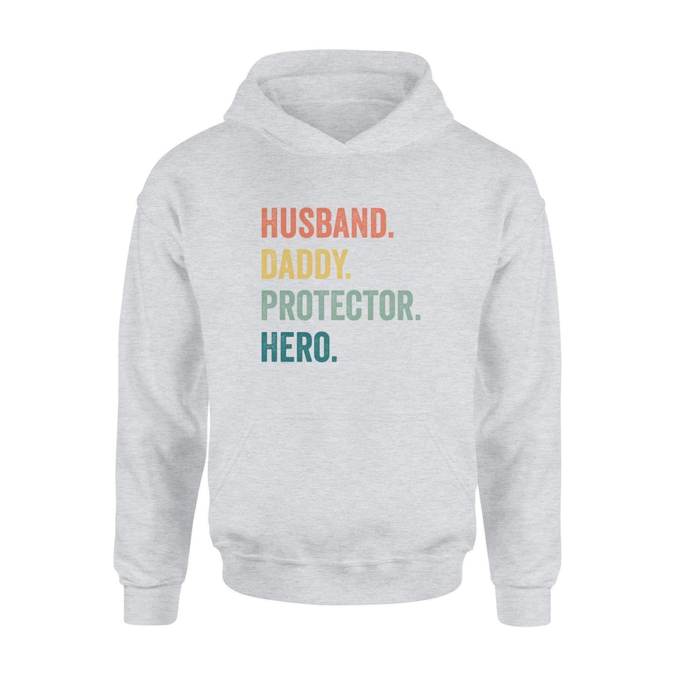 Husband Daddy Hoodie - Family Presents