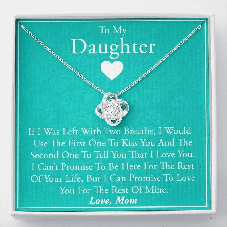Mother To Daughter Necklace -