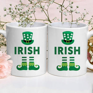 Irish St.Patrick's Day Mug , Leprechaun St.Patricks Day Mug , Irish Leprechaun Mug , Leprechaun Mug , Irish Mug Gift St.Patrick's Day - Family Presents - Great Blanket, Canvas, Clothe, Gifts For Family
